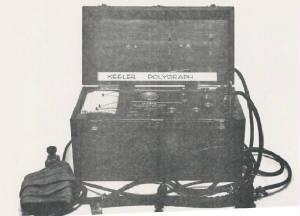 Leonarde Keeler and his Instruments